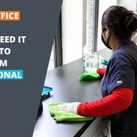 Medical Office Cleaning: Why You Need It And What To Expect From A Professional Cleaner
