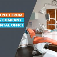 What To Expect From A Cleaning Company In Your Dental Office